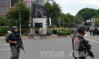 国际舆论对印度尼西亚首都雅加达恐怖袭击表示强烈谴责