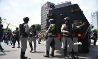 越南谴责在印度尼西亚首都雅加达发生的恐怖袭击事件