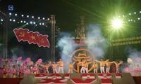 河内市举行多项活动 庆祝越共12大召开