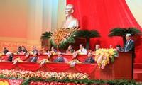 越南人民对新一届中央委员会寄予信心