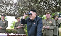 朝鲜领导人金正恩下令继续进行核试验