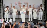 新加坡:执行行动党大会选出新一届中央执行委员会