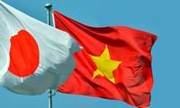 越南-日本战略伙伴关系继续发展