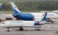 俄罗斯军机失事:俄方停飞使用图-154的所用航班