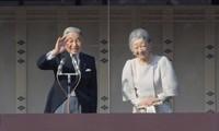 日本天皇及皇后对越南进行国事访问