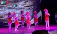 """旅俄越南人""""心灵之声""""慈善基金会举行音乐交流会"""