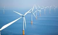 荷兰海上风电场建成投产