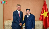 联合国环境规划署与越南同行