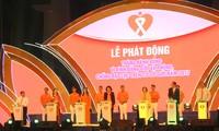 越南有关部门举行性别平等和防止暴力行动月启动仪式