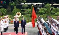 越南-波兰发表联合声明