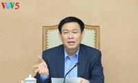 王庭惠主持国有资本管理委员会筹备组第一次会议