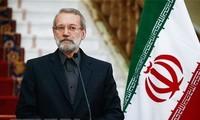伊朗伊斯兰议会议长拉里贾尼正式访问越南
