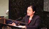 越南分享国际卫塞节的神圣意义