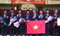 2018年亚洲物理学奥林匹克竞赛:越南队荣获4枚金牌
