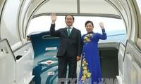 陈大光即将对埃塞俄比亚和埃及进行国事访问