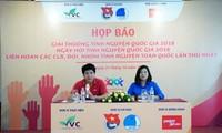 越南举行活动响应国际志愿者日