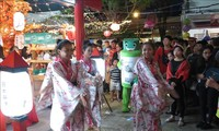 越日贸易文化节在芹苴市闭幕