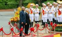 越南-印度加强多领域双边合作