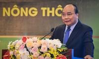 阮春福:从单纯的农业思维转向农业经营和深广融入国际