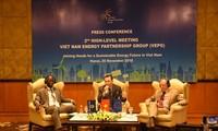 越南强调将走发展绿色能源与可持续发展道路