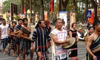 """多农省""""土锦之路""""狂欢节吸引2000名艺人和演员参加"""