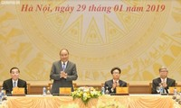 阮春福:发挥越南知识分子的作用