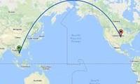 及早开通越南至美国的直达航班