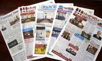 老挝媒体:阮富仲老挝之行具有重要历史意义