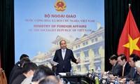 阮春福:越南在第二次美朝首脑会晤之际加强推介国家形象
