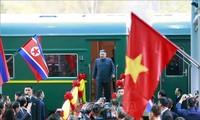 国际媒体深入报道朝鲜领导人的越南之行