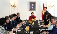 越南国会和欧洲议会对提高越欧关系水平发挥重要作用