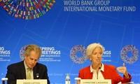 IMF-WB春会:IMF承诺在全球层面配合行动
