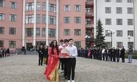 旅外越南人举行雄王祭祖活动
