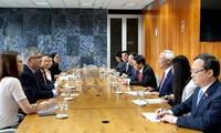 越南和巴西加强立法领域合作