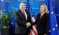 欧盟敦促对伊朗采取负责任行动 避免军事升级