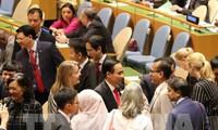 印度媒体期待越南为联合国安理会改革注入动力