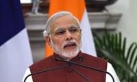 印度总理莫迪对印日关系表达乐观态度