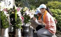 日航123航班空难34周年 民众举行悼念活动