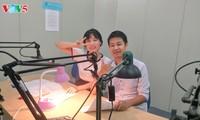 与志愿者黄嘉宇谈越南之旅的感受