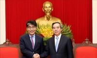 继续发挥越南与国际劳工组织的美好合作关系