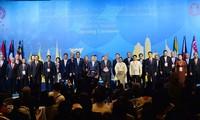 越共中央总书记、国家主席阮富仲向AIPA 40致贺信