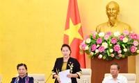 越南第14届国会常委会第37次会议:进一步提高青年的权利和义务