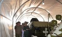 古巴革命武装力量部总参谋长对越南进行正式访问