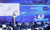 工业4.0高级论坛暨国际展在河内举行