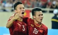 2022年世界杯预选赛第二轮:越南队1比0击败马来西亚队