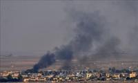 土耳其打击叙利亚库尔德人:边境地区继续发生冲突