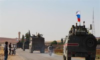 俄罗斯为叙利亚联合巡逻计划做好了准备