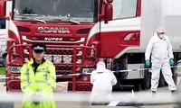 集装箱藏尸案:越南公安部随时可以派遣工作代表团赴英国