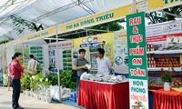 广宁省OCOP产品和手工艺品展开幕