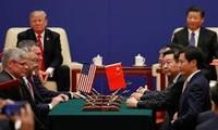 """特朗普:距离与中国签署""""第一阶段贸易协议""""又近一步"""